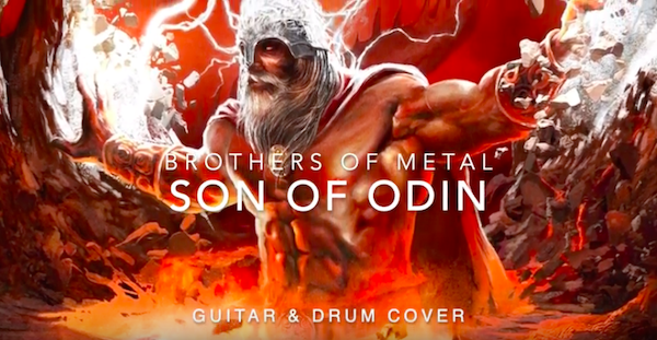 Brothers Of Metal Rimshot Provided to ruclip by believe sas ride of the valkyries · brothers of metal emblas saga ℗ afm records, a division of. brothers of metal rimshot